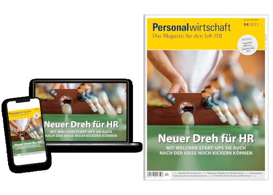 Personalwirtschaft Magazin
