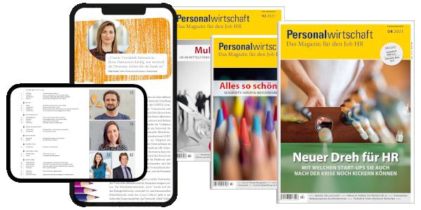 Personalwirtschaft digital & Print
